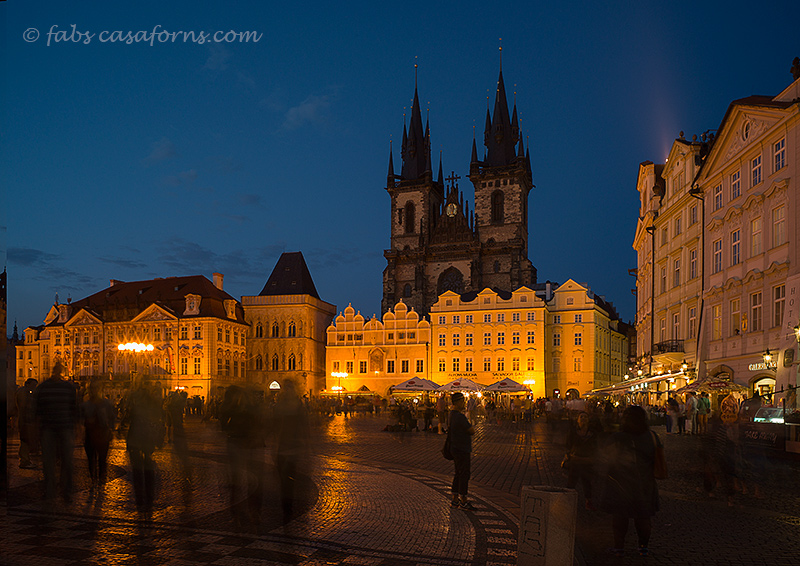 Prague, the beautiful city, part II