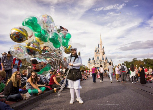 Leica M240, Super Elmar 18mm, Magic Kingdom