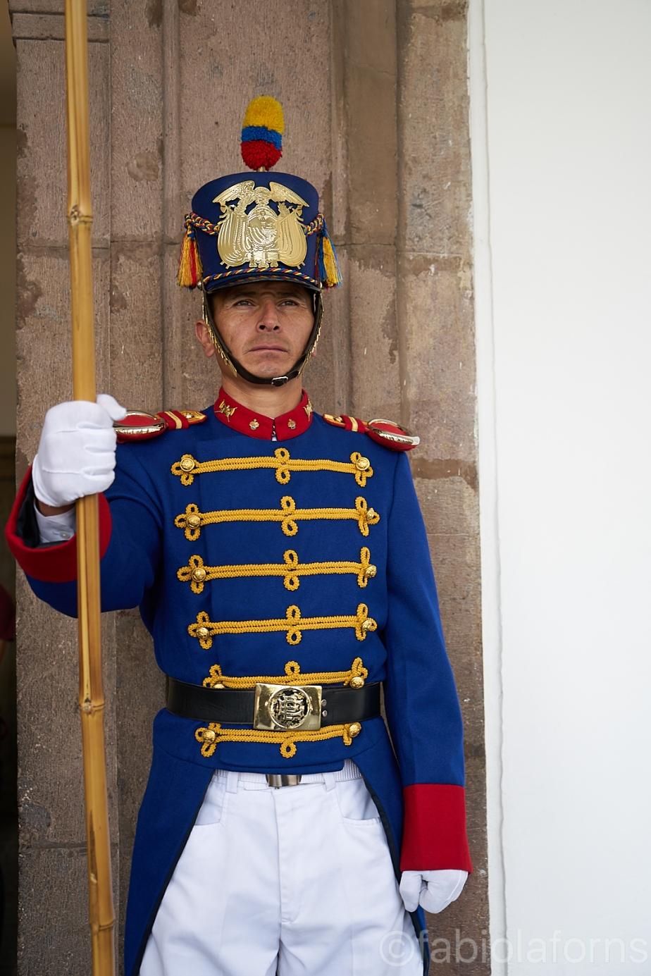 UIO guard